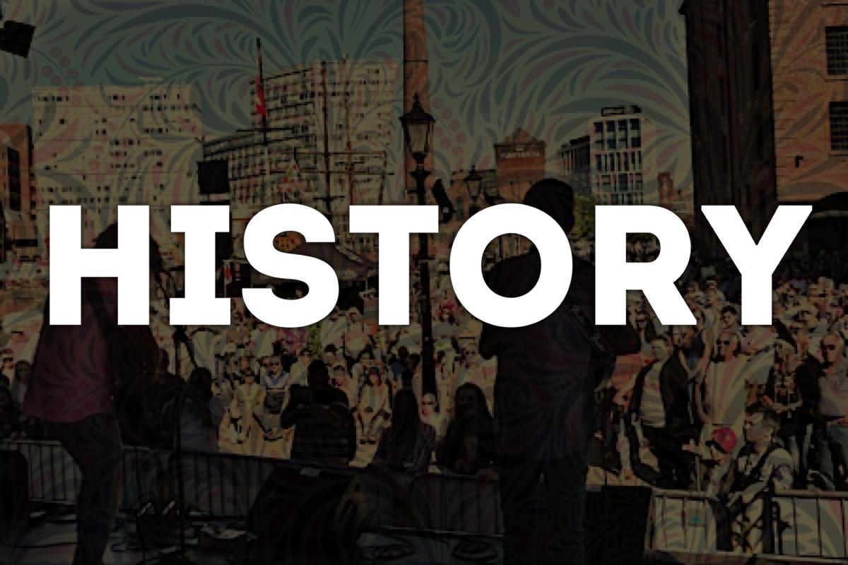 Folk OnThe Dock History
